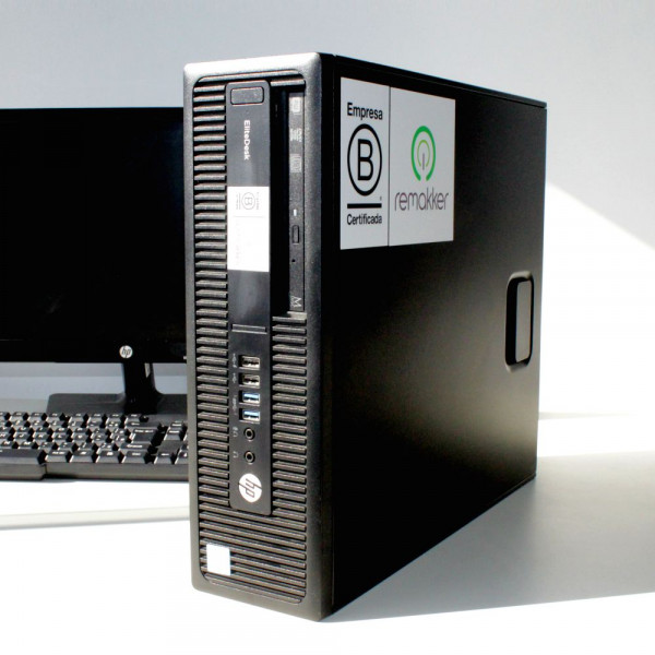 ELITEDESK 800 | HP  | Seminovo Remakker